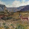 Byrd, Gary Montana Solitary Oil Canvas Panels Award