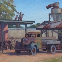 Debra Joy Groesser oil painting American Plains Artists Signature Member