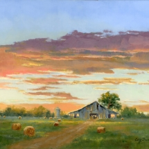 Cecy Turner oil painting American Plains Artists Signature Member