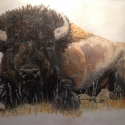 Byrd, Gary Biggest, Baddest Oil 24x30