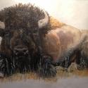Byrd, Gary Biggest, Baddest Oil 24x30