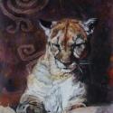 Fontecchio, Jan In the Great Kivas Oil 11x14