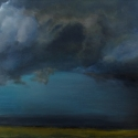 Sliger, Sandy Burst of Spring Acrylic 18x36