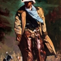 Edwards Glen Working Cowboy Oil 18 x 24 $3,200.00