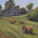Grosser Debra JoyLate Summer Day Oil 12x 16 $1,200.00 SOLD