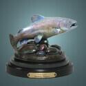 Huggins, Jammey Amitola Bronze 6.5hx7wx7d $2,500.