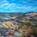 Leese Alice Sandhills Oil 16 x 20 $1,200.00