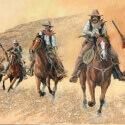 Postmus, Barron Posse Oil 10x20 $1,900.
