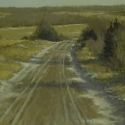 Publishers Award Western Art Collector $3100 value Paul Walsh Just South of Stratford