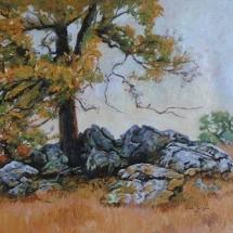 Freda de Otis Flatt Woolaroc 2 oil painting Signature Member American Plains Artists