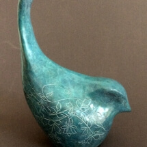 Bronze by Kathy Anderson American Plains Artists Signature Member