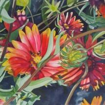 Mary Lambeth watercolor painting American Plains Artists Signature Member