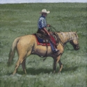 Walsh, Paul Afternoon Ride Tempera Award of Excellence