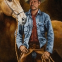 Blakey, Victor Buddies Oil 36x24