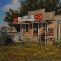 Roush, Cheryl Collectibles Oil 16x20