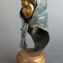 Anderson Kathy Lucia Bronze 9 x 4.5 $550.00 SOLD