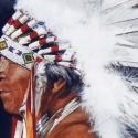 Best of Show $2000 and Clyde Heron Award $250 Maryann B. Bartman Chief Bald Eagle