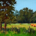 Mahon, Mike Autumn Harvest Pastel 12x16 $975.