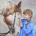 Moore-Knapp JudithIn the Moment Oil 12 x 9 $975.00