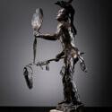 Venosdel, Burneta Spirit Seeker Bronze 25x8x16 $4500.