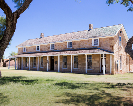 Fort Concho San Angelo Texas
